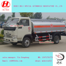 venta de dongfeng 5000l reabastecimiento de combustible de camiones