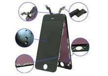 LCD For iPhone 5s 5g LCD Display Screen+ Touch Digitizer Assembly Black Color+Free Shipping