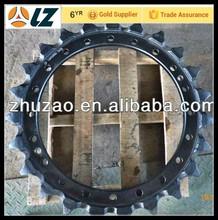 International quality standard C-A-T 345 sprocket wheel