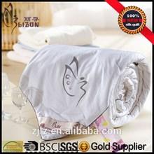 Winter natural 100% silk patchwork silk quilt