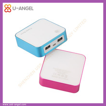 Promotional power bank charger, OEM brand Power banks , Power bank with LED indicator