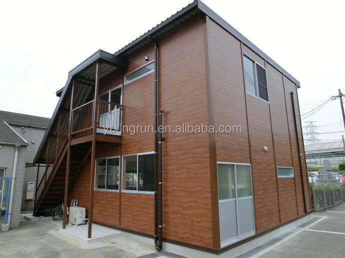 Comfortable modern container villa prefab house for Villa container