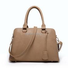OEM discount pu leather brand ladies tote bag