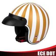 2015 New design half face helmet