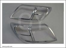 2013 toyota hilux vigo/pestana cromado faro de coches/coches accesorios/tuning y styling/es de ABS plasticos y cromo y 3M cinta