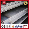 laminado en caliente de acero al carbono de acero de la placa ss400