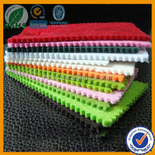 1mm/3mm/5mm nonwoven fabric, colored polyester felt(NEEDLE PUNCH felt)