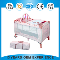 baby crib mattress baby bed clear plastic
