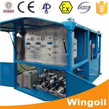 API Standard High Pressure Skid-mounted Hydrostatic Test Equipment Equipmentfor Well Logging Tool