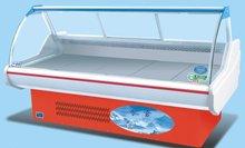 meat display cabinet/deli showcase refrigerator for supermarket