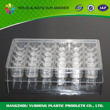 Accept custom order plastic macarons blister tray,plastic blister tray
