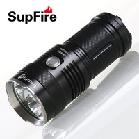 Shenzhen supfire M6 hot sale LED flashlight with tripod