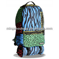 2013 Hot Sale 13 Inch Laptop Backpacks Bag With Polyester 900D Transfer Printing Take Duffel Bags