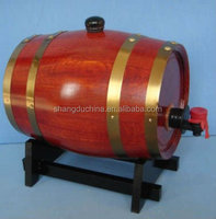 cheap antique wooden whiskey barrels for sale