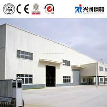 Comfortable Prefabricated Metal Buildings
