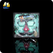 plastic party glow masks
