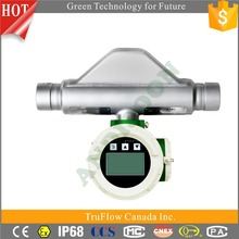 Andisoon AMF015 read natural gas meter, natural gas flow meter