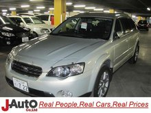 2005 Subaru Legacy Outback BPE Japanese Used Car