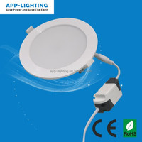 Malaysia special dimmable ring 24W led panel recessed light