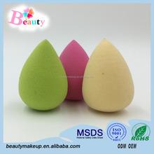 Makeup products sbr rubber makeup sponge from China manufacturer/latex-free flower makeup sponge/makeup brushes