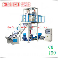 PE Plastic Rotary Die Film Blowing Machine