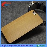 2015 Best selling! Cell phone case natural wood case for iphone 4 4s 5 5s, for iphone 5s case wood ,for iphone case 5s 4s 6 wood