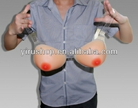 silicone rubber breast silicone breast prosthesis silicone breast forms for men