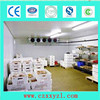 Frozen cold room for meat and fish for cooling and freezing