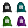 2015 Best Selling Top Quality Fashion Style Cotton Linen Drawstring Bag