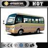 Good prices mini yutong bus ZK6720DF
