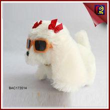 Electrical walking plush dog toy BAC173514