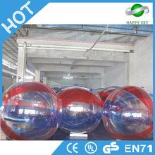 Enjoyable water toys!!!inflatable hamster balls,human hamster ball for sale cheapl,water ball ridebounce ball