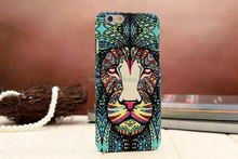 Bulk buy from china New style Tiger animal mobile phone protective case for iphone 6 cover china wholesale