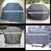 300d/420d/600d pu quality bbq cover,190t waterproof grill cover bbq cover at factory price