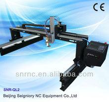 Professional OEM SNR-QL2 luz pórtico CNC de corte por plasma máquina