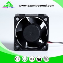 Long Life Expectancy 12V 24V Tube Axial DC Cooling Fan 40x40x28mm
