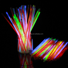glow stick for party/rainbow glow sticks with stickers logo whole sell 2015/glow stick for christmas day
