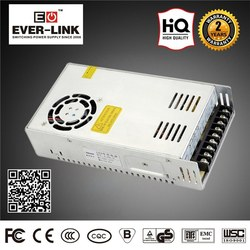 Power Supply DC CE RoHS approved Single Output cv&cc led driver with pfc