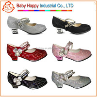 New Style Girls Shoes High Heels 2012