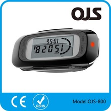 China supplier Hot selling Top quality precise pedometer with clip step