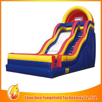 From china bouncers inflatable with slide on sale