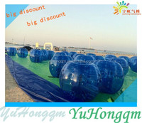 Promotion!!Top quality TPU/PVC Dia 1.2m/1.5m/1.7m soccer bubble,bubble football soccer,inflatable body bumper ball for adult
