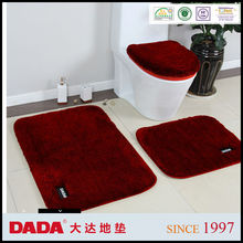 whole set microfiber toilet mat