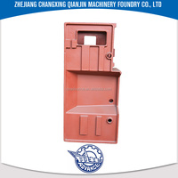 OEM Service Available According to Drawing Iron HT250 0620 marine gearbox die cast model