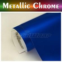 2015 Hot Styling Matte Metallic Chrome Car Decoration Accessories