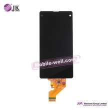 [JQX] Brand new lcd for Sony ZI Mini lcd touch screen digitizer