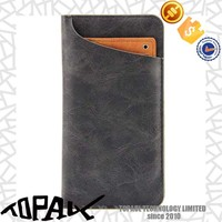 2 in 1 Book Style PU Leather Cover Magnetic Phone Case Flip Leather Case For iPhone 6 / 6 Plus