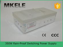 FY-350-12 120v ac 12volt rainproof dc switching power supply 350w rainproof model