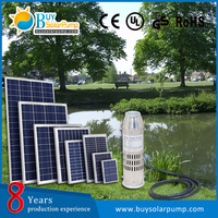 Automatic Solar Submersible Utility Pump for Agriculture without water pollution