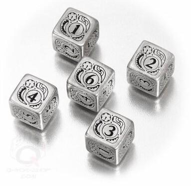 Игральные кости 6 dice D6